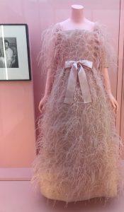 Cristobal Balenciaga evening dress, A/W 1965-66 haute couture
