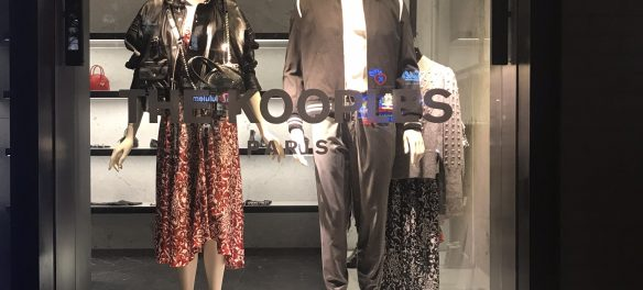 The Kooples New York store