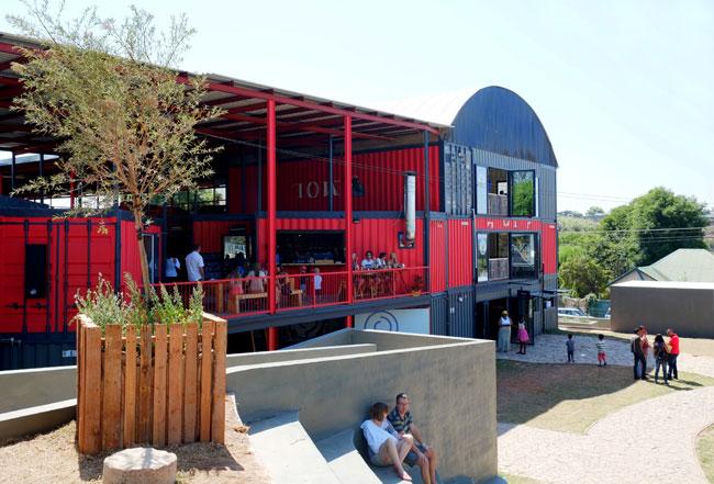 27 Boxes, Melville, Johannesburg