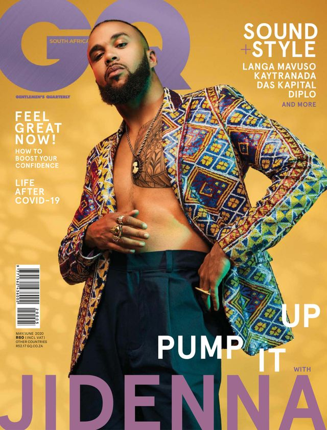 GQ South Africa May/June 2020