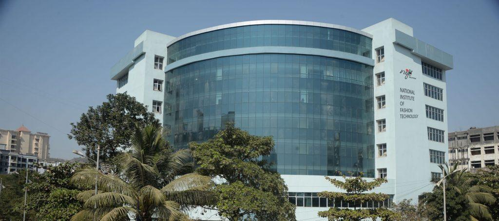 National Institute of Fashion Technology, Mumbai; photo c/o NIFT