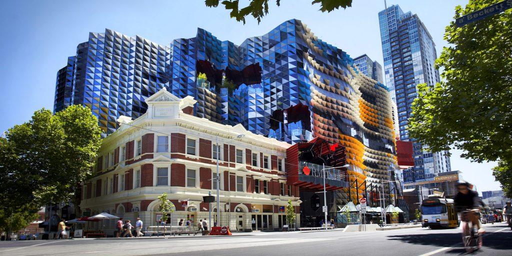 RMIT University, Melbourne; photo courtesy of RMIT