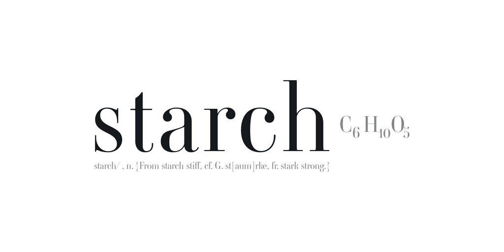 Starch Foundation logo