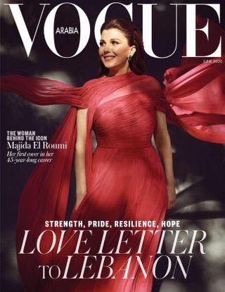 Vogue Arabia June 2020