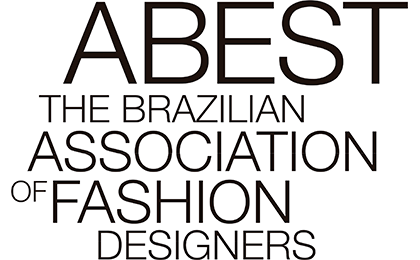 The Brazilian Association of Fashion Designers (ABEST) logo