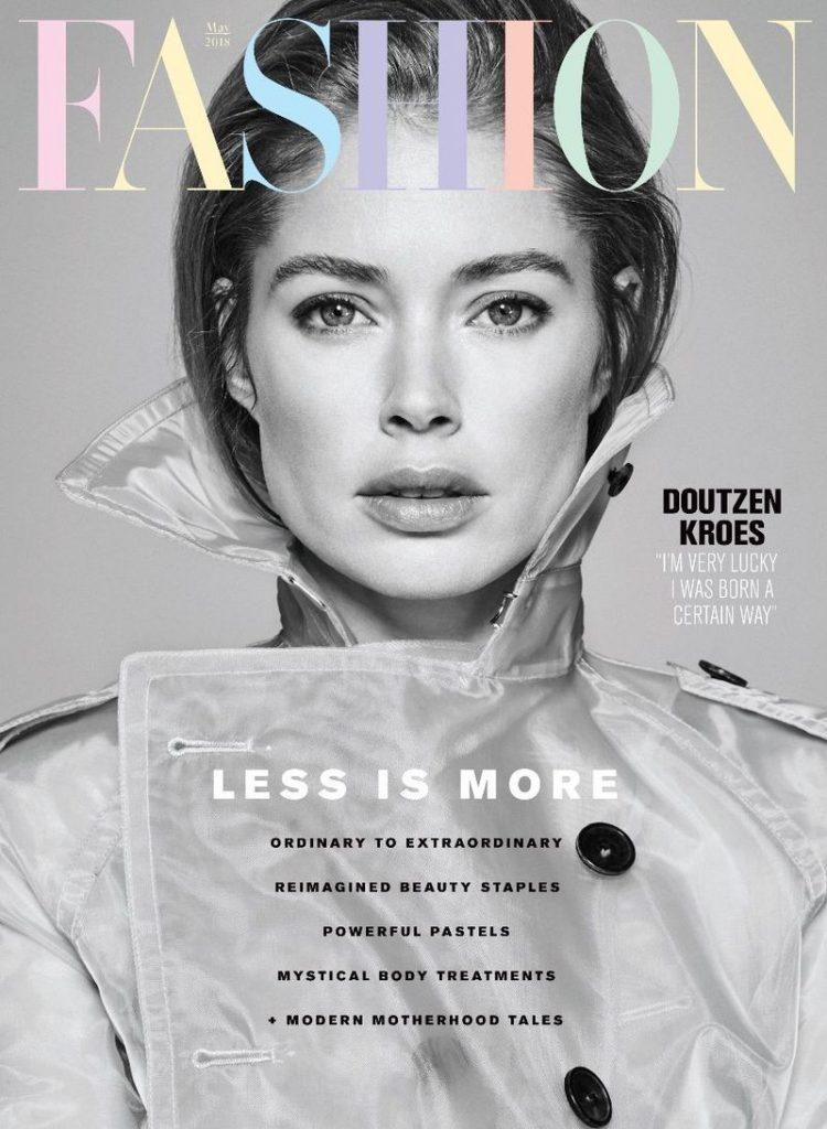 FASHION Magazine, May 2018