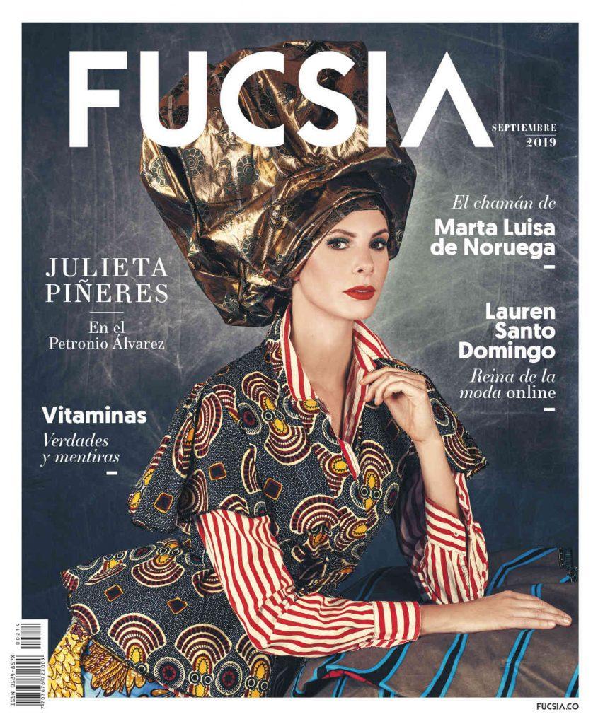 Fucsia Magazine, September 2019
