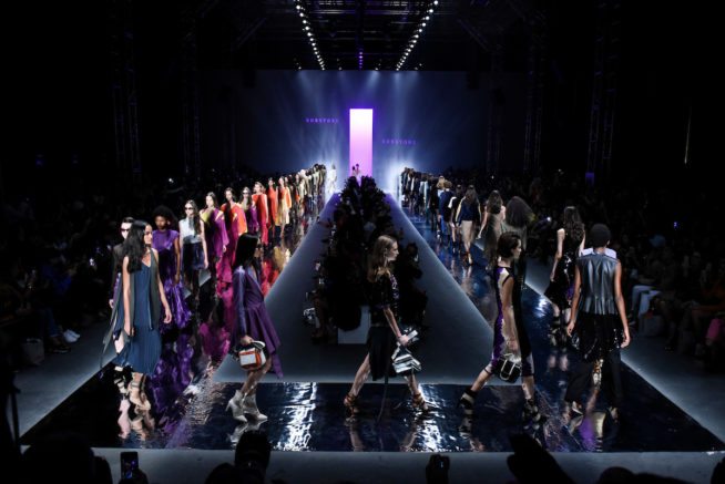 São Paulo Fashion Week; Photo: Gabriel Cappelletti / Fotosite