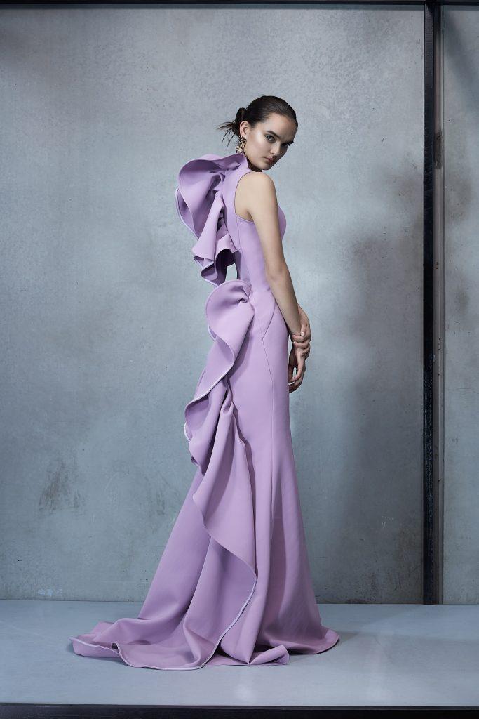 Toni Maticevski Spring 2019 Ready-To-Wear; photo c/o Vogue