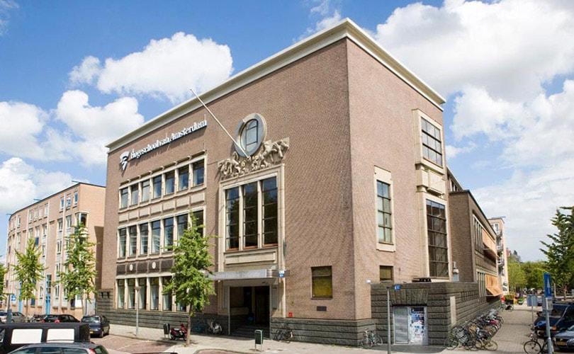 Amsterdam Fashion Institute; photo c/o FashionUnited