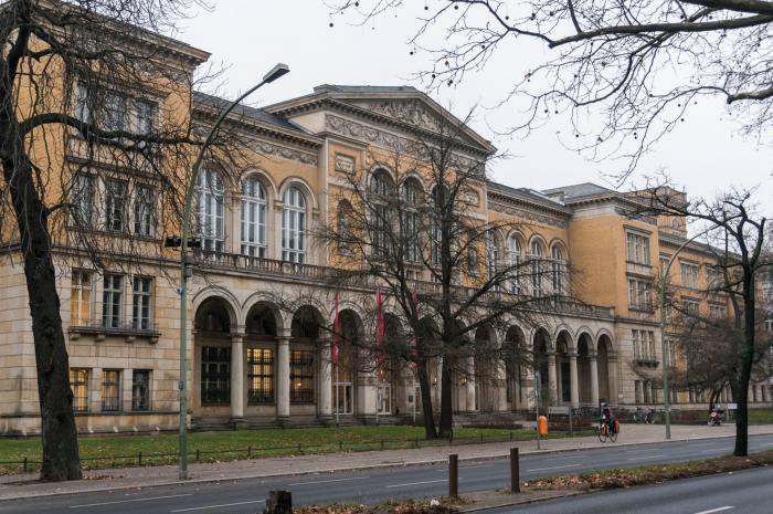 Berlin University of the Arts; photo c/o Wikimapia