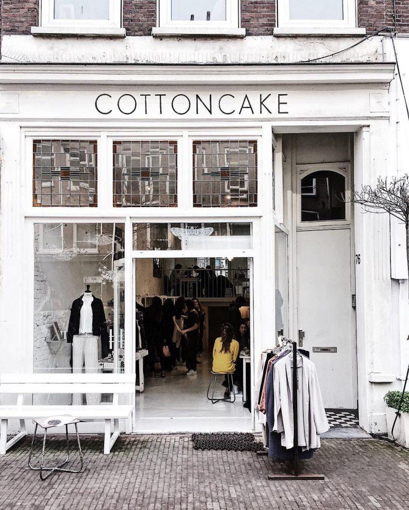 COTTONCAKE Amsterdam; photo c/o Pinterest