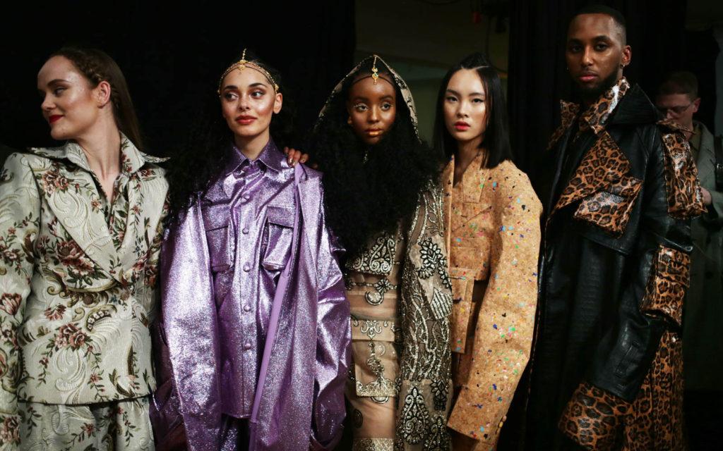 A scene from Copenhagen Fashion Week A/W 2020; photo c/o Scandinavia Standard