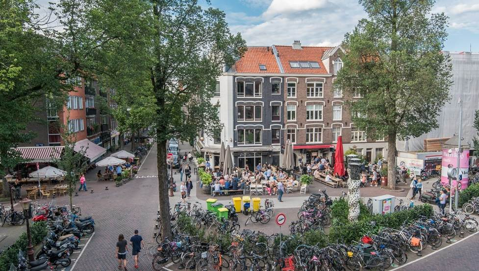 De Pijp Amsterdam; photo c/o I Amsterdam