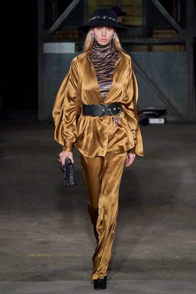 Lala Berlin Fall 2020; photo c/o Vogue