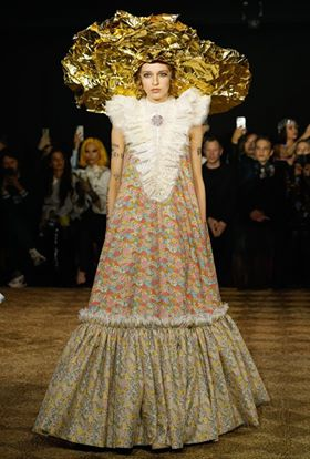 Viktor & Rolf S/S 2020 Haute Couture; photo c/o Viktor & Rolf