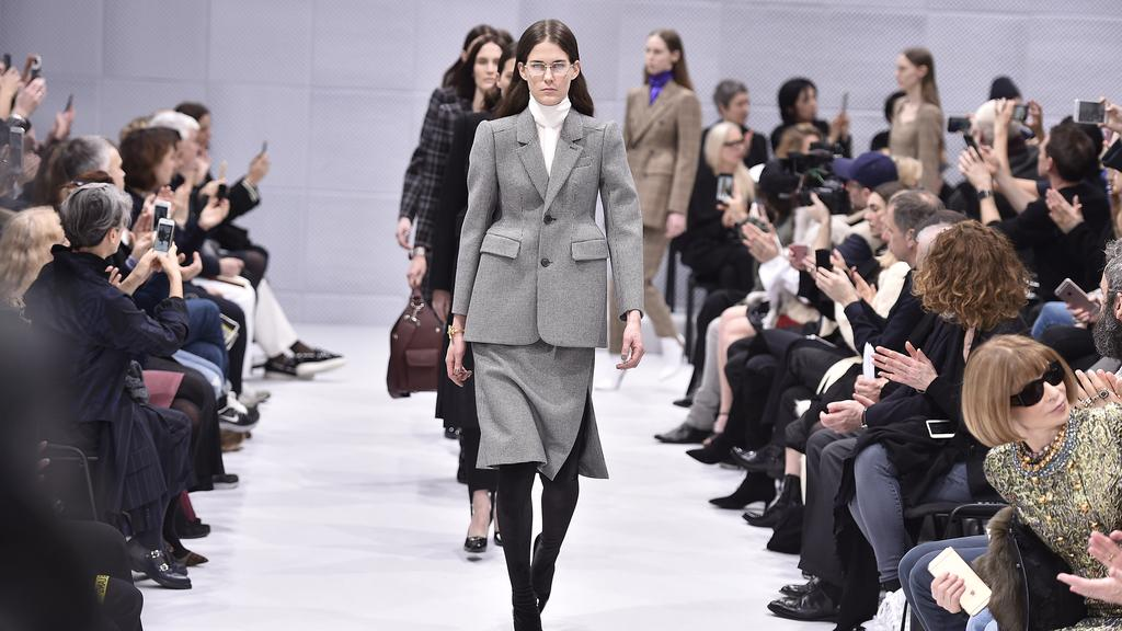 Balenciaga, Paris Fashion Week 2016; photo c/o The National