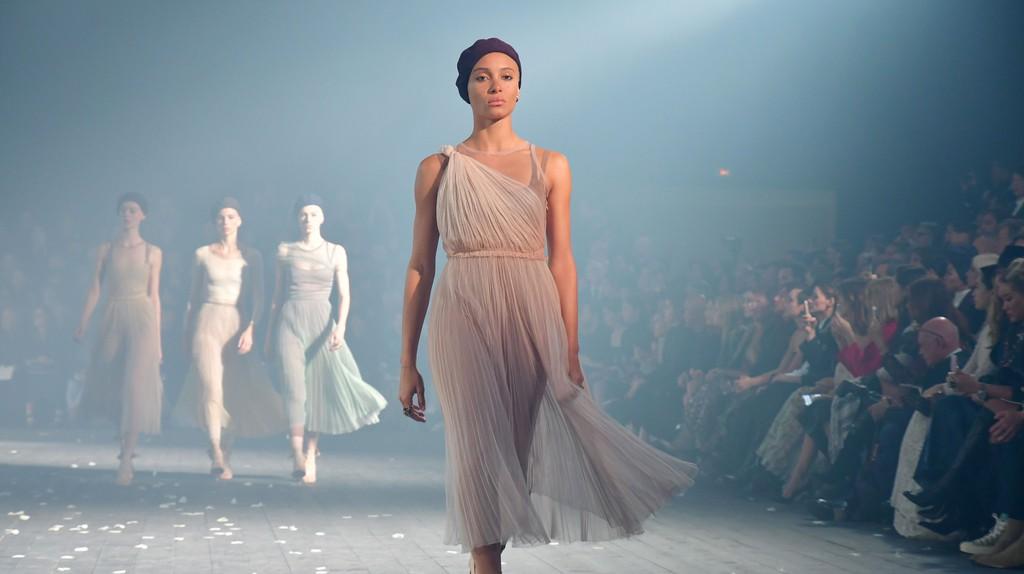 Dior S/S 2019; photo c/o The Culture Trip