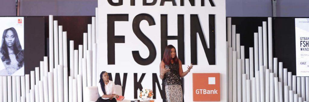 GTBank Fashion Weekend in Lagos, Nigeria; photo c/o The Entrepreneur Africa