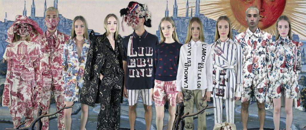 Libertine S/S 2021; photo c/o Council of Fashion Designers of America