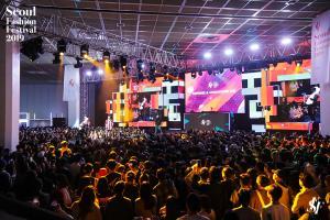 Seoul Fashion Festival 2019; photo c/o Seoul Fashion Festival