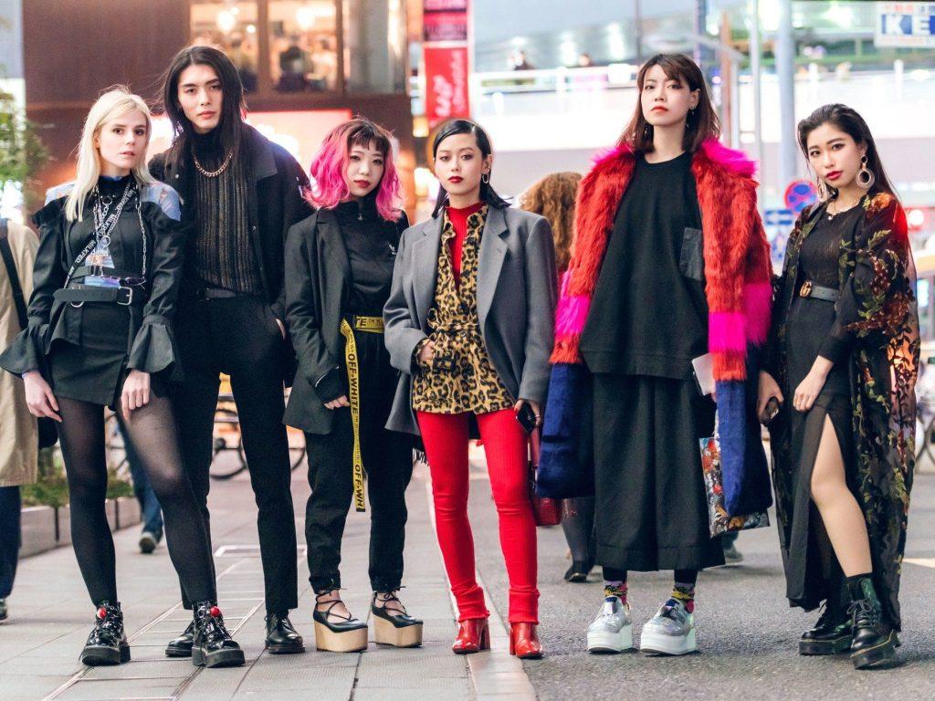 Tokyo Street Style; photo c/o Pinterest