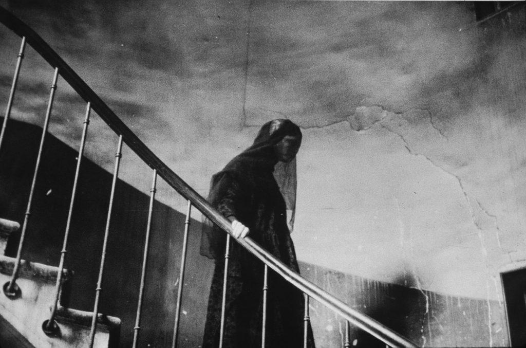 """Comme des Garçons, """"Passage Vivienne"""" (1980), c/o Staley Wise"""