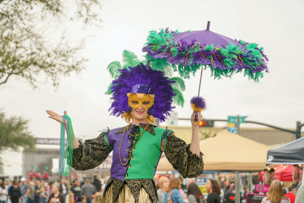 Mardi Gras Fashion