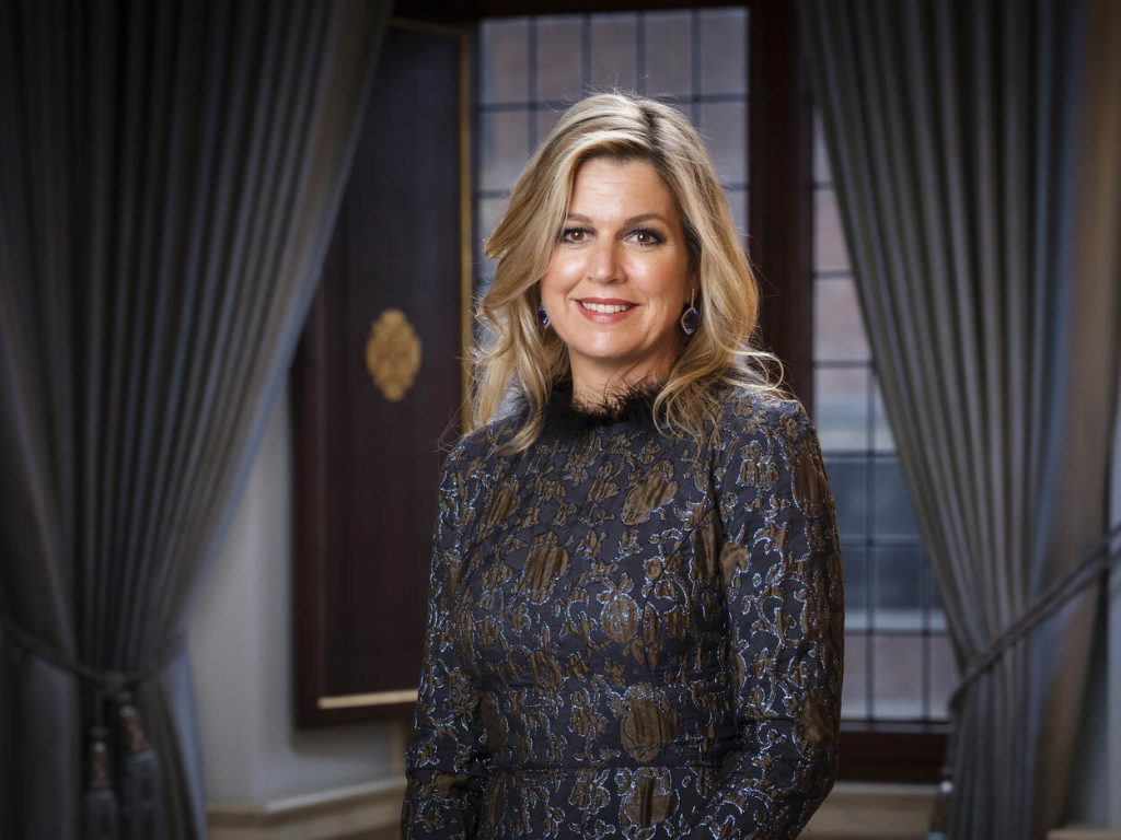 Queen Maxima of the Netherlands; photo c/o Royal House (website)