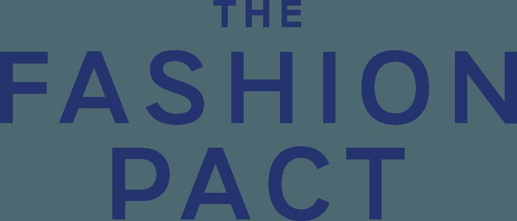 The Fashion Pact logo