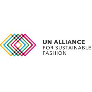 UN Alliance For sustainable Fashion logo