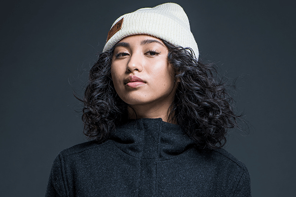 "The North Face hat, created using ""climate beneficial"" wool; c/o The North Face"