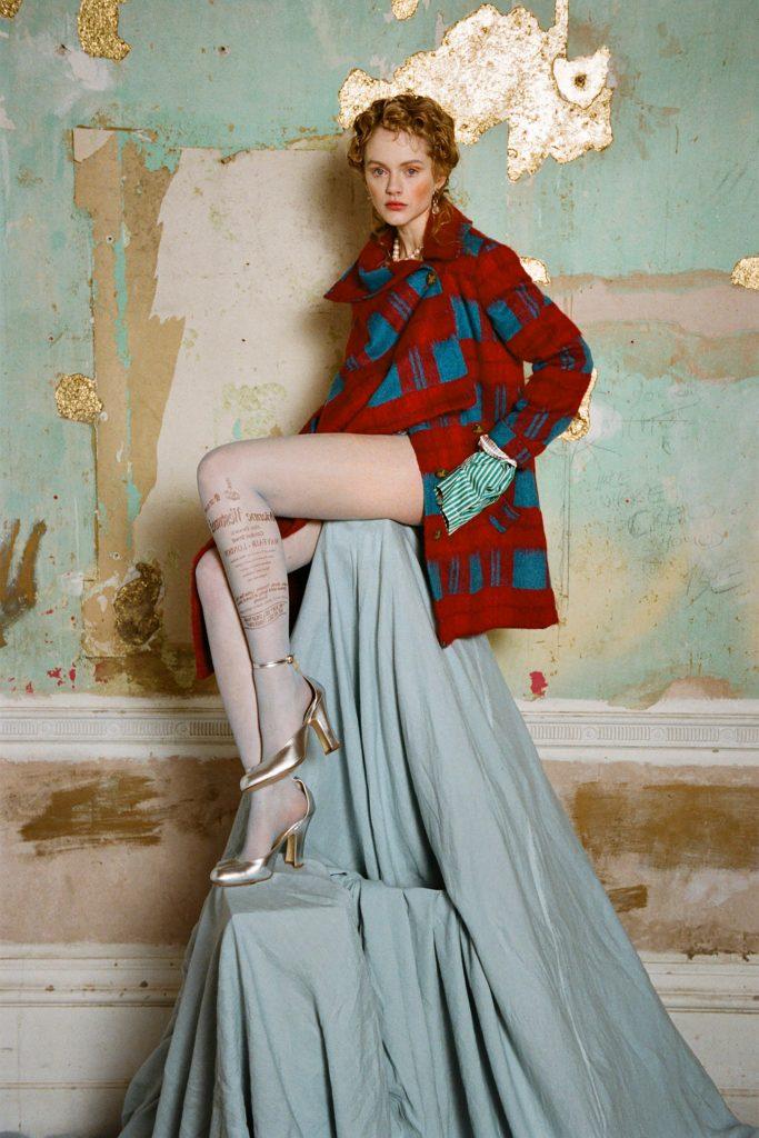 Vivienne Westwood F/W 2021; c/o Vivienne Westwood