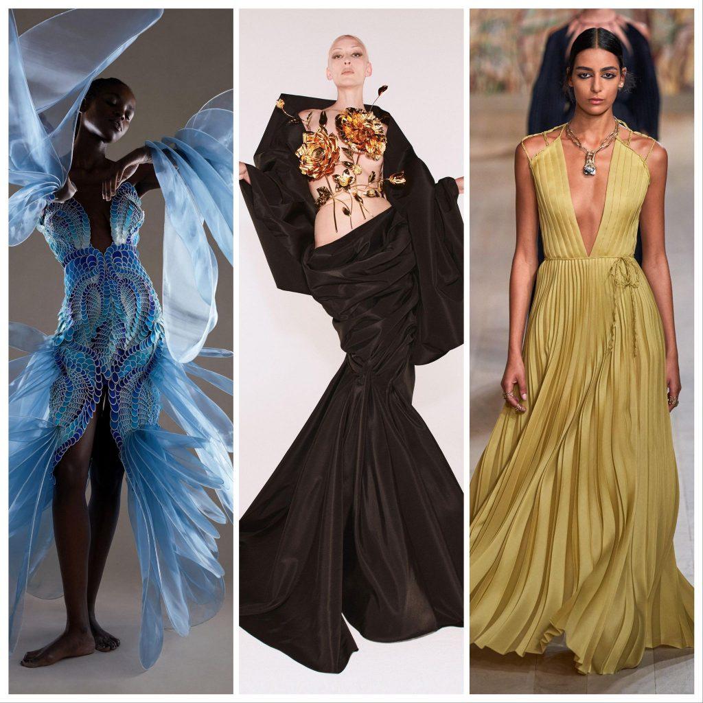 Paris Haute Couture Week F/W 2021-2022 designs