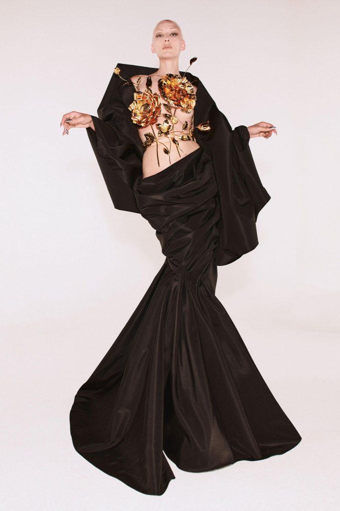 Schiaparelli Fall/Winter 2021-22 Haute Couture; c/o Schiaparelli